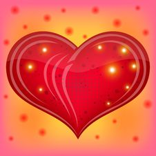 Free Valentine Heart Royalty Free Stock Images - 17773029