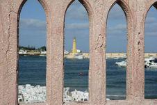 Free Alexandria. Mediterranean Sea Stock Photo - 17773670