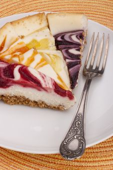 Free Cheesecake Stock Photography - 17775242