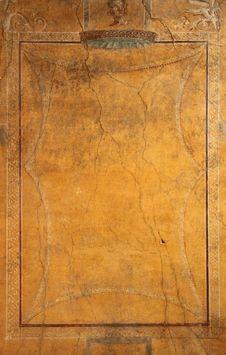 Free Framed Border From Pompeii Royalty Free Stock Photo - 17775465