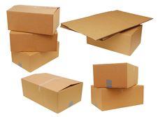 Free Carton Boxes Stock Photos - 17775563