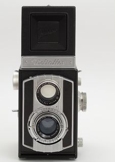 Free Historical Camera Royalty Free Stock Photography - 17776567