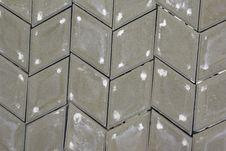 Free Gray Rhombus Paving Stone Stock Image - 17776941