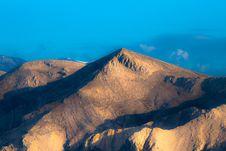 Free Mountain Peak Royalty Free Stock Photography - 17777077