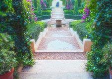 Free Romantic Garden Stock Image - 17777331