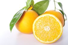 Free Ripe Oranges Stock Photos - 17777383