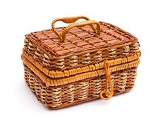 Free Weaving Casket Stock Images - 17777784