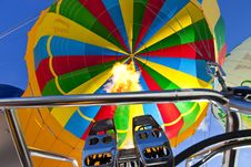 Free Hot Air Balloon Stock Photography - 17778782