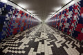 Free Walking In A Pedestrian Tunnel Stock Images - 17780004