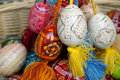 Free Multi-coloured Eggs Stock Image - 17788431