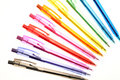Free Colorful Pens Stock Image - 17788721