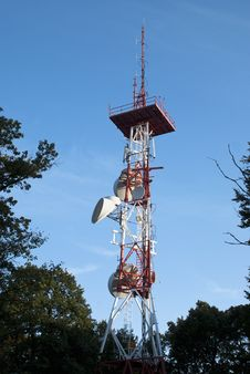 Free Communication Tower Stock Photos - 17780183
