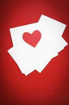 Free Love Letters Royalty Free Stock Photography - 17781697