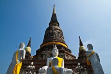 Free Ancient Pagoda Stock Photography - 17782402