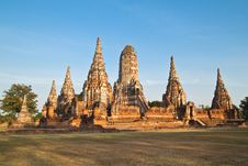Free Ancient Pagoda Royalty Free Stock Photography - 17782887