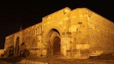 Tomb Of Seljuk. Royalty Free Stock Photo