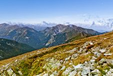 Free Mountain Landscape Royalty Free Stock Images - 17783819