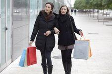 Free Women Shopping Stock Photography - 17783842