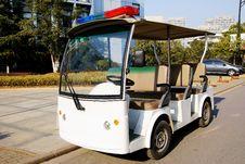 Free Little  Patrol Car Stock Photo - 17784330