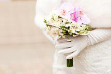 Wedding Boquet Stock Images