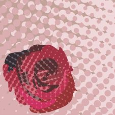 Free Floral Postcard Stock Photos - 17784603