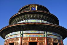 Free Temple Of Heaven ,Beijing,China Stock Photo - 17784610