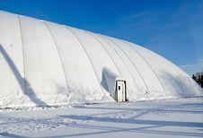 Free Inflatable Sports Stadium Stock Photography - 17784972