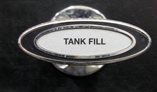 Free Tank Fill Lever Stock Image - 17785331