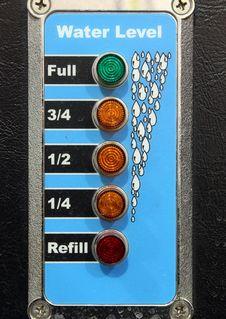 Free Water Level Gauge Stock Image - 17785341