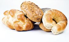 Free Bread Rolls Stock Image - 17785501