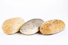 Free Bread Rolls Royalty Free Stock Image - 17785526