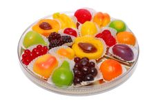 Free Box Of Candies From Marmalade Stock Photos - 17785783