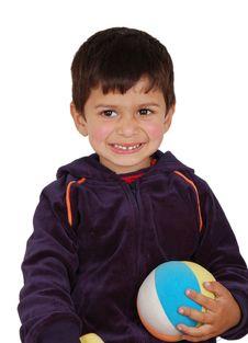 Free Laughing Boy Royalty Free Stock Image - 17785806