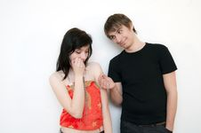 Free Young Couple Stock Images - 17785864