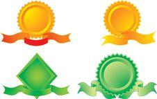Free Satisfaction Guarantee Label Stock Images - 17786344