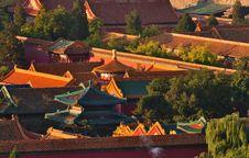 Free Beijing Forbidden City,China Stock Photography - 17786932