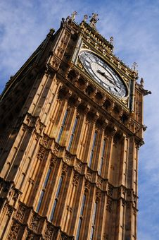 Free Big Ben Tower Royalty Free Stock Image - 17788326