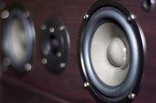 Free Speaker System Stock Images - 17788484
