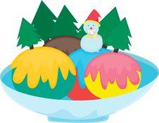 Free Snowman Royalty Free Stock Photo - 17789995