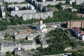 Free The City Of Khabarovsk A Kind From The Helicopte Stock Photography - 17793882