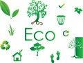 Free Ecology Icons Stock Photos - 17798943
