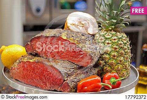 Free Food Assortment Stock Photography - 17792372
