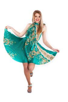 Beautiful Sexy Woman Dance