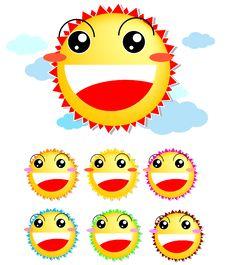 Free Happy Sun Stock Photos - 17790213
