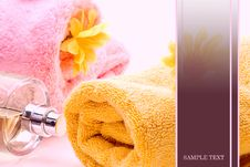 Free Spa Composition Royalty Free Stock Photos - 17790228