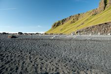 Free Beach In Iceland Royalty Free Stock Photos - 17790438