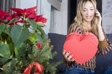 Romantic Valentine S Gift Stock Photos