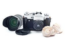 Free Black Camera Stock Photo - 17790670