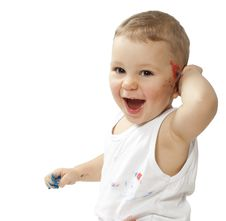 Free Baby Boy Royalty Free Stock Photo - 17790705