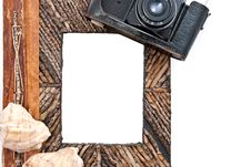 Free Photo Album And Camera Stock Photos - 17790923
